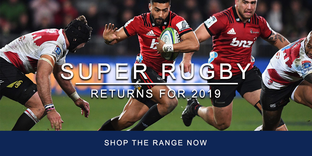 Super Rugby 2019 - SHOP NOW!