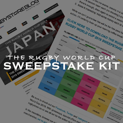 RUGBYSTORE RWC 2019 SWEEPSTAKE KIT - DOWNLOAD NOW!
