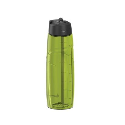 Nike T1 Flow Water Bottle 32oz Volt - Front