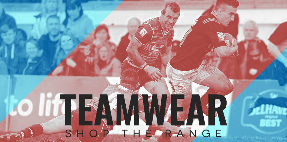Teamwear Ranges - SHOP NOW!