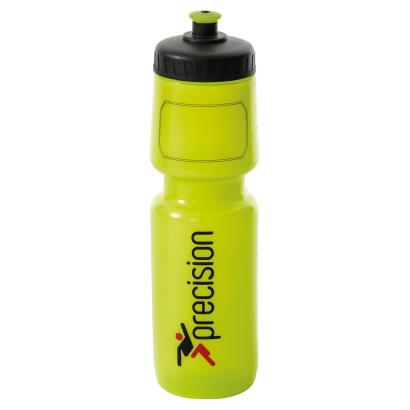 Precision Water Bottle Lime - Front