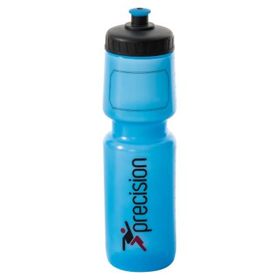 Precision Water Bottle Blue - Front