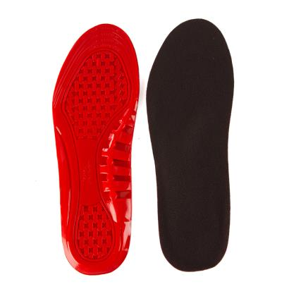 Precision Iso Gel Shock Absorbing Insoles - Front