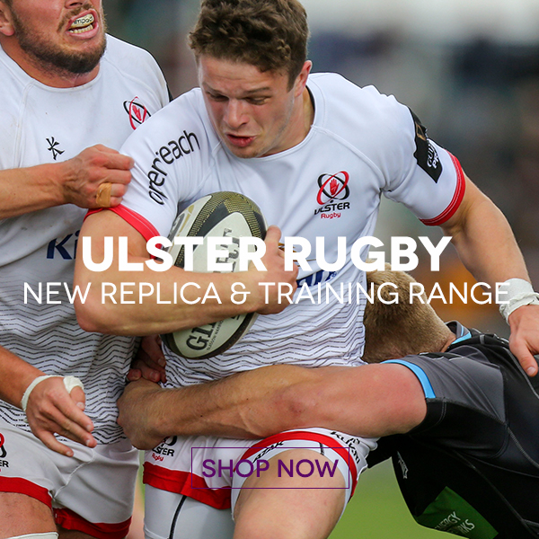 New Ulster Range - SHOP NOW!