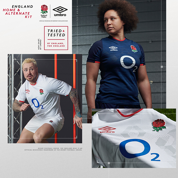 New England Rugby Range - SHOP NOW!