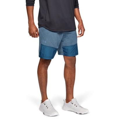 Under Armour Raid 2.0 Terry Shorts Petrol Blue - Model 1