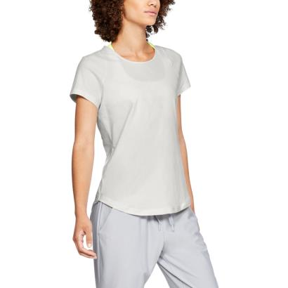 Under Armour Womens Vanish Tee Onyx White - Model 1