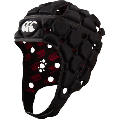 Canterbury Ventilator Headguard Black Kids