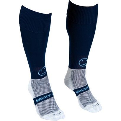 Navy Classic WackySox Kids Socks