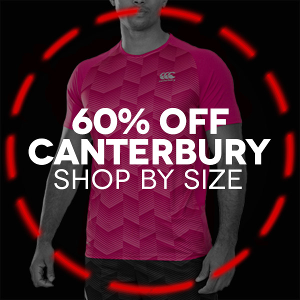 Canterbury shop by size