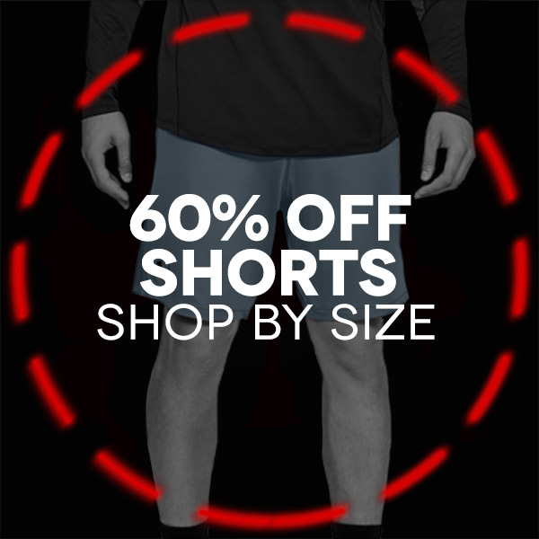 Rugby shorts and training shorts shop by size