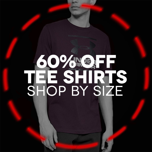 Tee Shirts shop by size