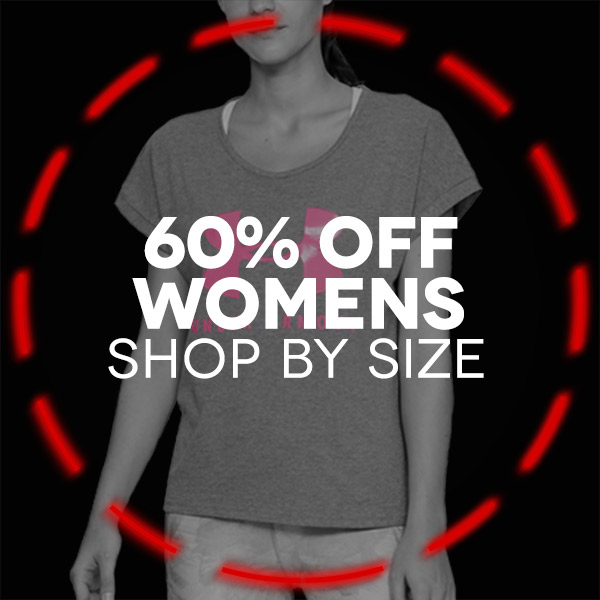 Womens Clothing shop by size