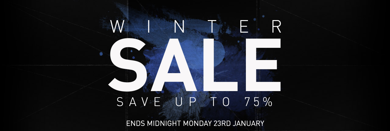 Winter Sale Now On - SHOP NOW!