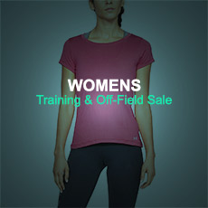 Womens Training & Off Field Sale - SHOP NOW!